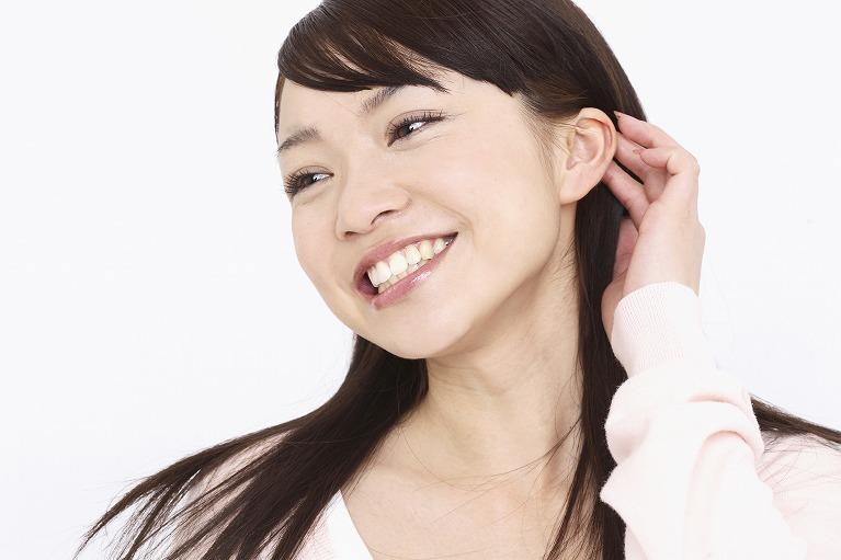 スマイルトレーニング 舌癖修正 口角の上がったスマイルラインの作り方